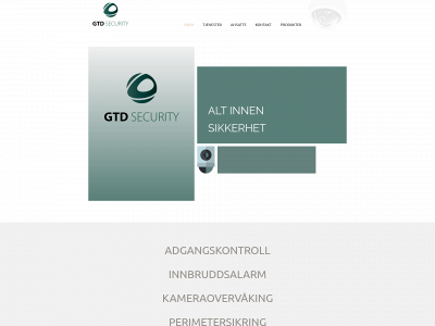 gtdsecurity.no snapshot