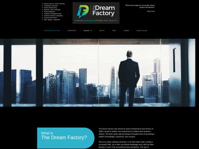 thedreamfactory.consulting snapshot